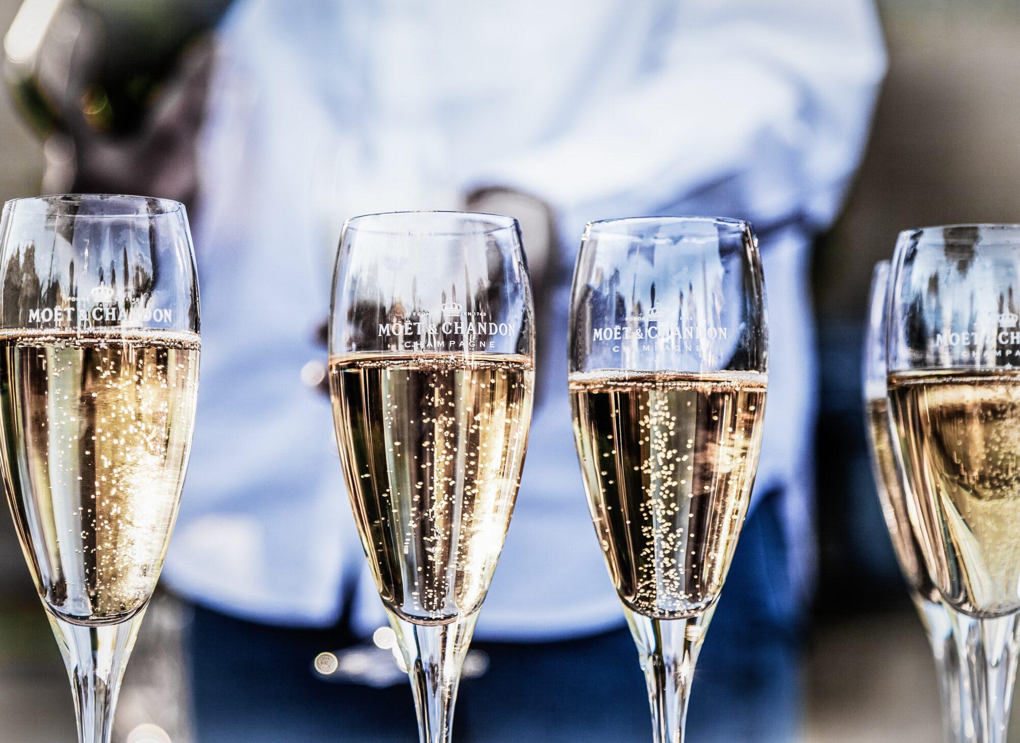Champagne – den helt rigtige mousserende vin