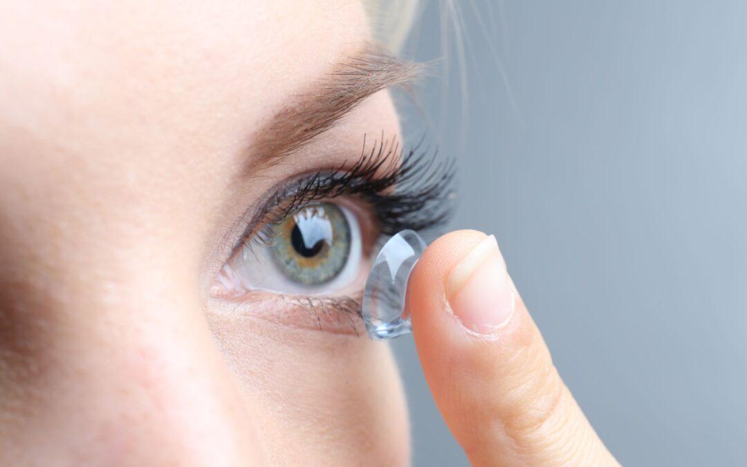 Bliv ekspert på kontaktlinser, og vid, hvad du har brug for