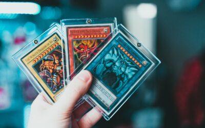Yu-Gi-Oh! – det populære trading card game