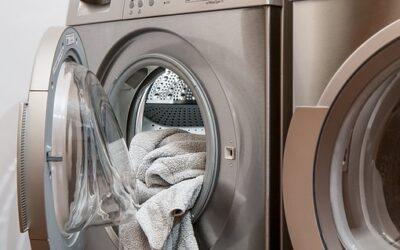 Få hurtigt tørret alt vasketøjet