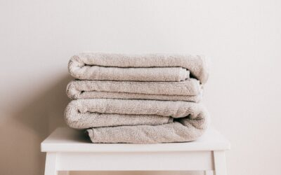 Disse håndklæder vil spare plads i strandtasken