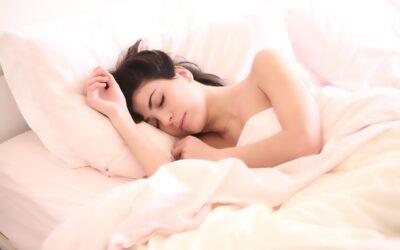 Ørepropper sove