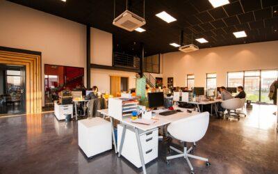 Sådan finder du dit nye kontor