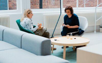 Skab arbejdsro og god stemning på arbejdspladsen med tæpper til erhverv